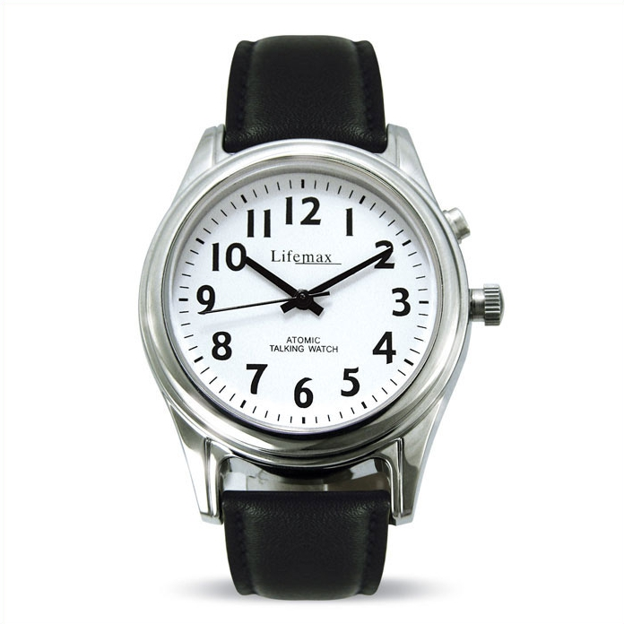Talking Atomic Watch Buy Cheaply Online At Essential Aids Uk